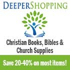 DeeperShopping Christian Books & Bibles